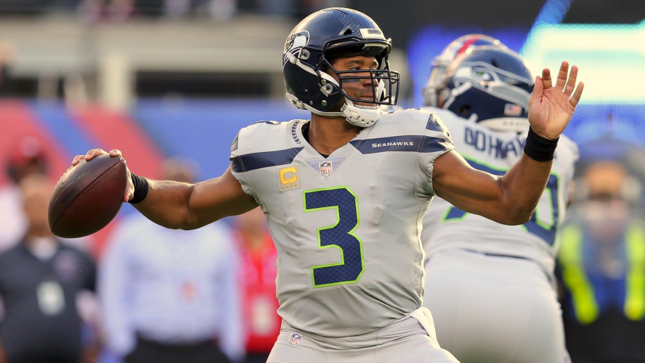 Russell Wilson is the key to the Seattle Seahawks offense